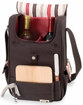 Volare Wine and Cheese Tote - Moka [622-04-777-000-0-FS-PNT]