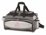 Vulcan Tailgating Cooler and Barbecue Set - Black- Arizona State University Embroidered [770-00-175-022-0-FS-PNT]