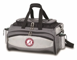 Vulcan Tailgating Cooler and Barbecue Set - Black- University of Alabama Embroidered [770-00-175-002-0-FS-PNT]