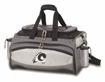 Vulcan Tailgating Cooler and Barbecue Set - Black- Virginia Commonwealth University Digital Print [770-00-175-954-0-FS-PNT]
