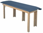 Wall Folding Treatment Table - 24''W X 72''L X 31''H [HAU-4075-FS-HAUS]