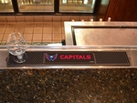 Washington Capitals Drink Mat 3.25'' x 24'' [14065-FS-FAN]