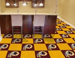 Washington Redskins Carpet Tiles - 18'' x 18'' Tiles - Set of 20 [8547-FS-FAN]
