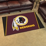 Washington Redskins 4' x 6' Rug [6613-FS-FAN]