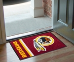 Washington Redskins - Uniform Inspired Starter Mat 19'' x 30'' [8250-FS-FAN]