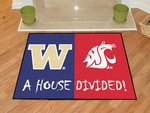 Washington - Washington State House Divided Rugs 34'' x 45'' [7638-FS-FAN]