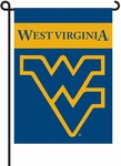 West Virginia Mountaineers 2-Sided Garden Flag [83012-FS-BSI]