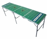 West Virginia Mountaineers 2'x8' Tailgate Table [TPC-D-WVU-FS-TT]