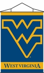 West Virginia Mountaineers Indoor Banner Scroll [87012-FS-BSI]