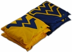 West Virginia Mountaineers Replacement Bags [BB-CFB1-WVU-FS-TT]
