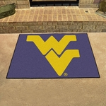 West Virginia University All-star Mat 34'' x 45'' [2462-FS-FAN]