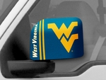 West Virginia University Large Mirror Covers - Set of 2 [12042-FS-FAN]