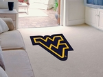 West Virginia University Mascot Mat 36''x36'' [8341-FS-FAN]
