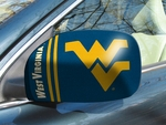 West Virginia University Small Mirror Covers - Set of 2 [12009-FS-FAN]