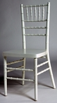 White Beechwood Stacking European Chiavari Chair with 16''W Seat [BSCWHT-AS]