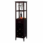 Wine Tower with Glass Rack [92567-FS-WWT]