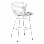 Wire Bar Chair in Chrome [188015-FS-ZUO]