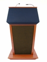 Wired Sound Lecterns