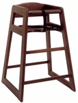 Solid Wood High Chair [HC-SAT]