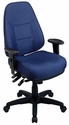 Work Smart Ergonomic Fabric Task Chairs