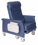 XL Elite Care Cliner With Swing Away Arms Nylon Casters [6950-FS-WIN]