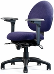 XSM™ Extra Small Series Mid Back Petite Seat with Minimal Contour Chair [XSM5300-FS-NEU]