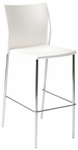 Yeva-B Bar Chair in White [90131WHT-FS-ERS]