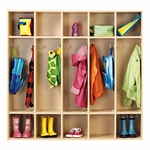 Young Time® Five-Section Locker Unit [7106Y-JON]