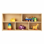 Young Time® Toddler Two-Shelf Storage Unit [7045Y-JON]