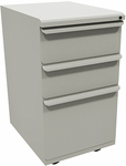 Zapf® 19'' D Mobile Pedestal Box Box File - Featherstone [ZSMPBBF19-FT-FS-MVL]
