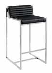 Zola Bar Stool in Black [HGTA439-FS-NVO]