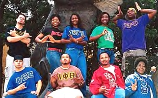 the misrepresentation of fraternities and sororities The university of nevada's fraternity and sorority community exists to promote a unified community of integrity, character and cultural diversity.