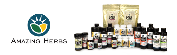 All Amazing Herbs Products