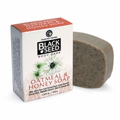 Black Seed Oatmeal and Honey Soap