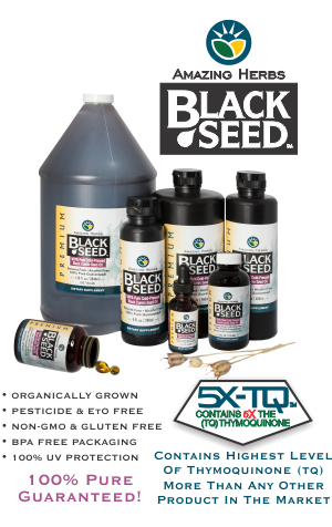 Black Seed Pure Oil & Oil Blends