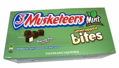 3 Musketeer Mint Bites 12 Count Share Packs