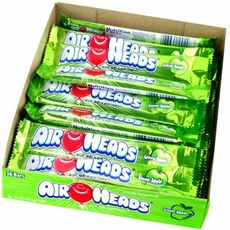Air Heads Taffy 36ct - Green Apple