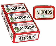 Altoids Small Sugar Free Mints - Peppermint