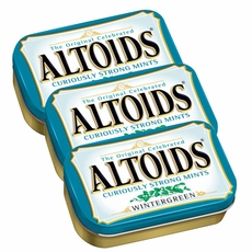 Altoids Small Sugar Free Mints - Wintergreen