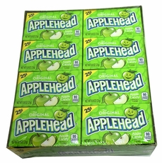Apple Head Candy 24 Count
