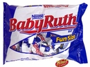 Baby Ruth Snack Size 18 Count