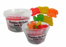 Clear Toy Candy 8oz Tub
