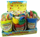 Beach Bucket Filled With Candy & Toys 12ct