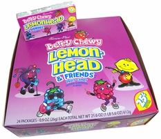 Berry Chewy Lemon Head & Friends 24ct Berry Flavored