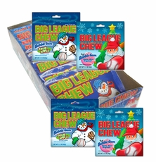 Big League Chew Christmas 12 Count