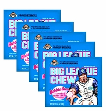 Big League Chew Cotton Candy 12 Count