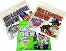 Big League Chew Shredded Bubble Gum  12ct  Assorted Flavors Available