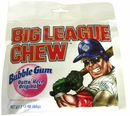 Big League Chew Shredded Bubble Gum  12ct - Original