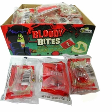 Bloody Bites Vampire Candy & Fangs 24 Count