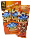 Blue Diamond Almonds Habanero BBQ 1.5oz Tubes